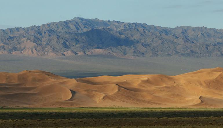 Programbild Mongoliet